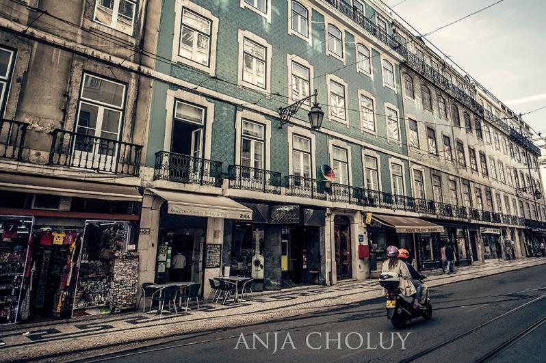 Lisbone Portugal anja choluy