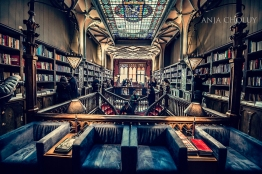 porto libary old style portugal anja choluy travel good wine photo