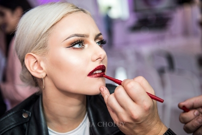anja choluy smashbox lip art LA trendjpg